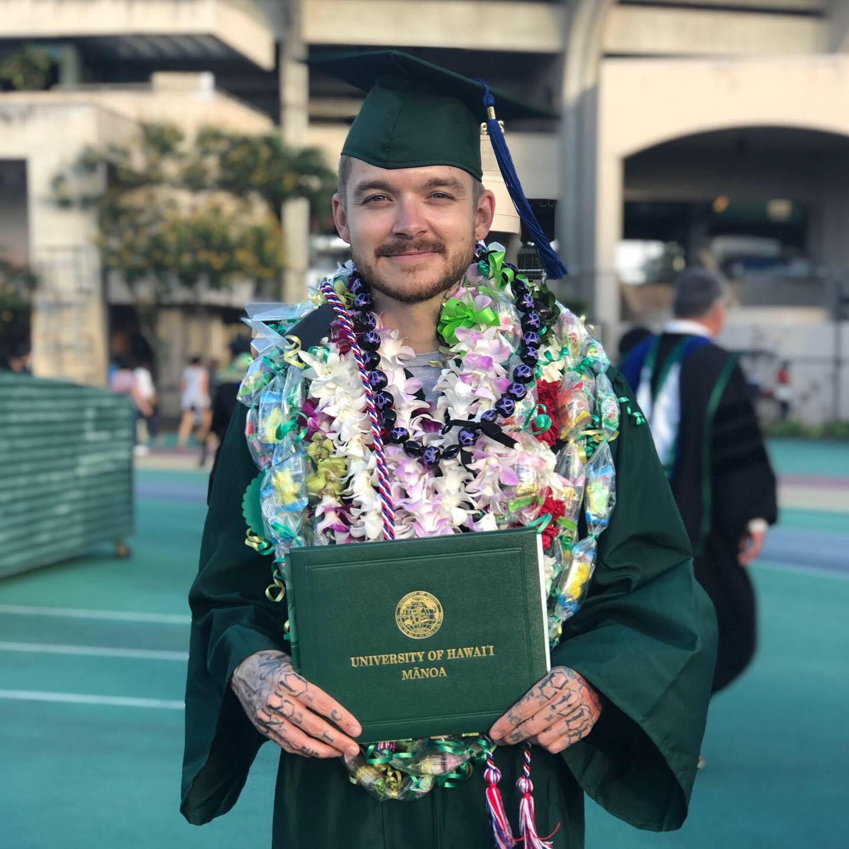 Jay Graduation